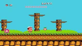 NES 1986 Adventure Island