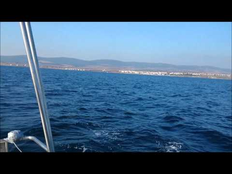 Calm sailing through Sea of Marmara