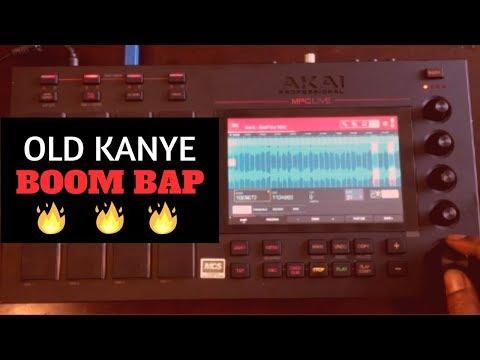 Old Kanye | Boom Bap Beat Making Lamont Dozier | MPC Live Chopping Block