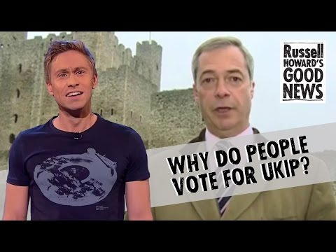 Why Do People Vote For UKIP?