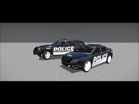 Мод полиции Kangaro0 Police Pack