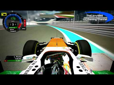 ReDrive - rF1 GP Abu Dhabi