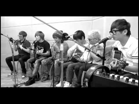 110614 N-TRAIN(엔트레인) - 울면서 울어 (One Last Cry) Guitar Live Version