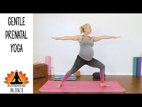 Riki Yoga #2 Prenatal Yoga For Beginners