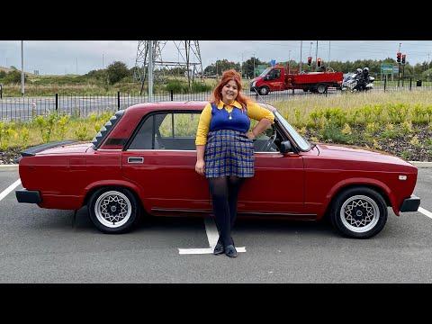 IDRIVEACLASSIC reviews: Lada Riva (VAZ 2105)