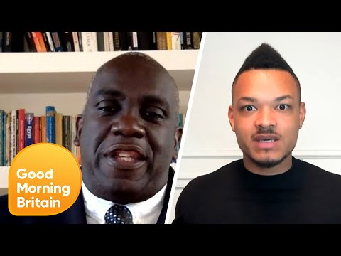 Is the Statue Debate Losing Sight of the BLM Movement? | Good Morning Britain