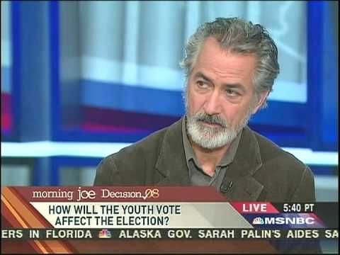David Strathairn on MSNBC's Morning Joe