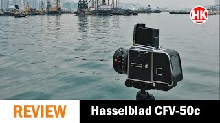 Review: Hasselblad CFV-50c Digital Back