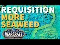 Requisition: More Seaweed WoW Quest