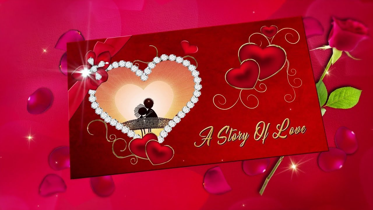 Valentines Day Card Valentines Day Special Pop Up Card 3d