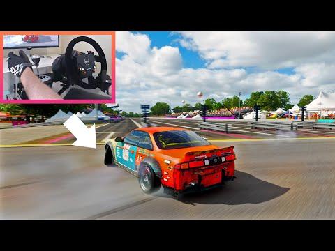My Advanced Steering Wheel Settings..| Forza Horizon 4 Tutorial