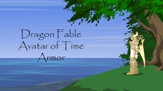 Dragon Fable Avatar of Time Armor