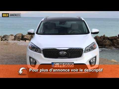 Annonce Kia Sorento Suisse centrale Suisse - GoldAnnonces #auto