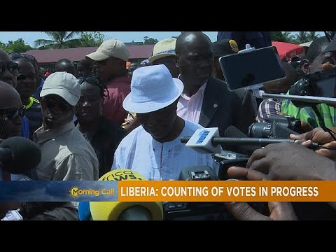 Vote count underway in Liberia [The Morning Call]