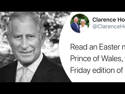 An Easter Message From HRH Prince Charles The Prince Of Wales | 2019