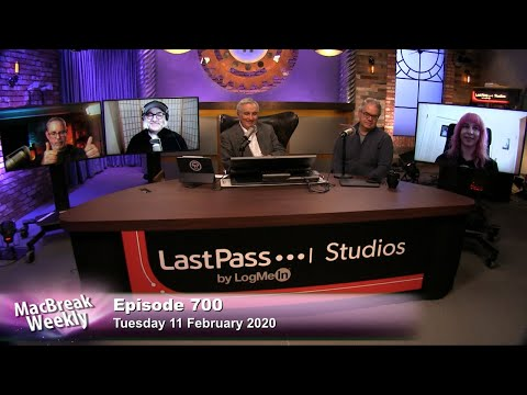 You Don't Have to Yell - MacBreak Weekly 700