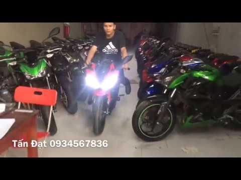 Tin Đồn TẤN ĐẠT Bán CBR150R 2018 Giảm Giá Mạnh Là Sự Thật Rõ Ràng , MOTORCYCLE FOR SALE 0934567836