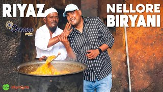 Mutton Biryani Making | Nellore Riyaz Biryani | Mutton Dum Biryani | Street Byte | Silly Monks| Food