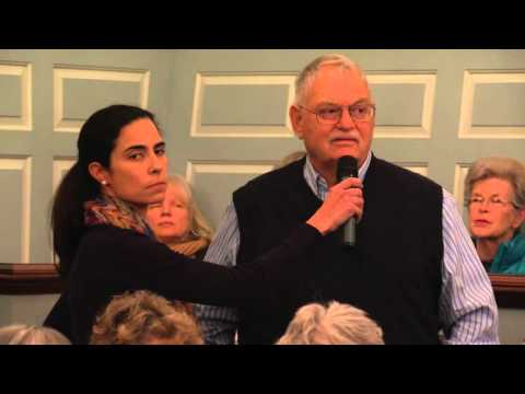 American Forum: Kathleen Newland and David Leblang Q&A with Studio Audience