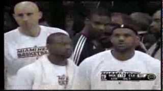 Lebron's Intro Return to Cleveland - 12/2/2010