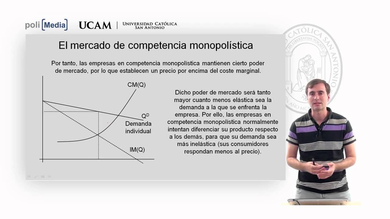 Microeconomía II - La Competencia Monopolística y el
