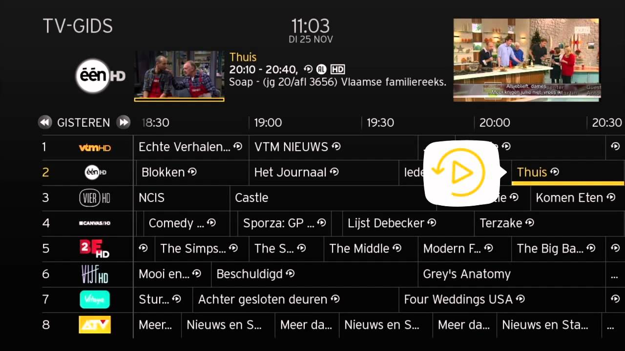 Tv Programma