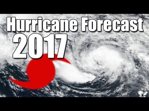 Hurricane Forecast 2017