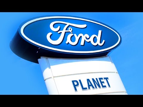 Welcome to Planet Ford - Brampton, Toronto, GTA Ford Dealership