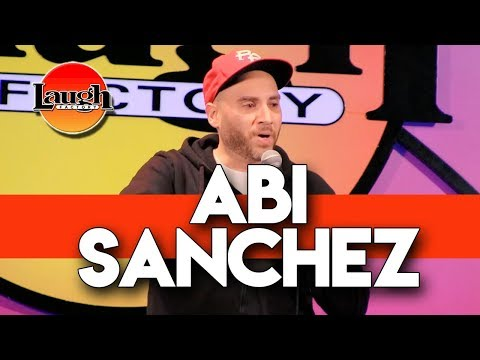 Abi Sanchez   Growing Up Fat   Laugh Factory Chicago Stand Up Comedy