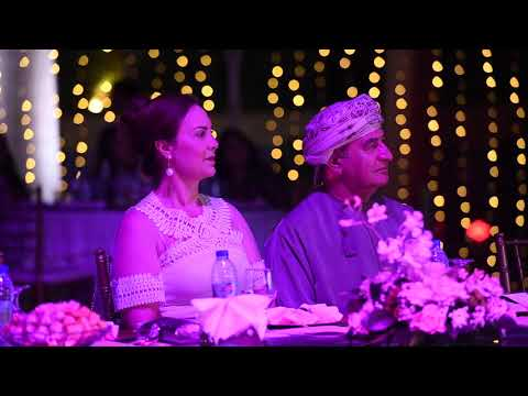 Bride & Groom Oman Wedding Industry Awards 2018