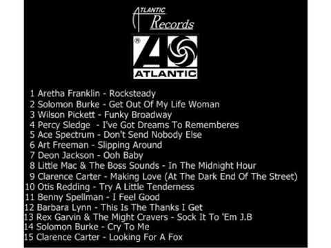 Atlantic Records - VA
