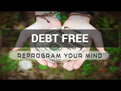 being Debt Free affirmations mp3 music audio - Law of attraction - Hypnosis - Subliminal