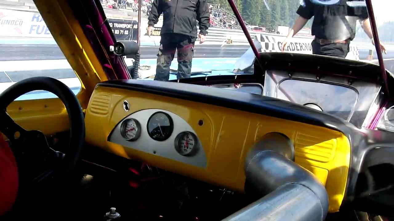 Pro Stock S10 : Martin lundkvist s pro stock turbo truck incar