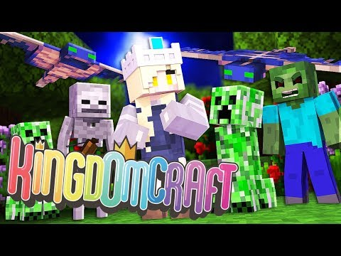 ANOTHER RAID AND NEW CHALLENGE GONE WRONG | Kingdom Craft #12