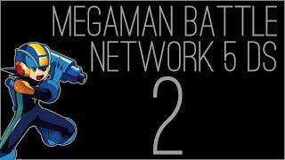 『RSS』Mega Man Battle Network 5: Double Team DS (Part 02)