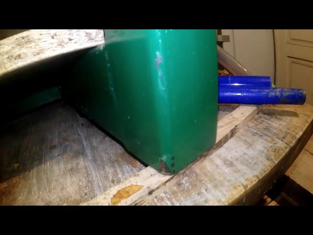 Обзор на домкратный пресс для сока 25 литров ПГС-25