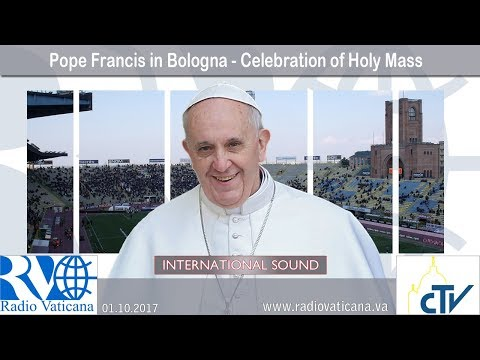 2010.10.01 - Pope Francis in Bologna - Celebration of Holy Mass