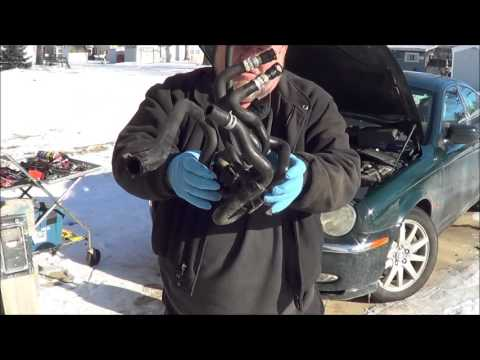 Jag Heater Valve Youtube