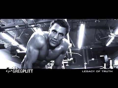 Greg Plitt Tribute Legacy - The Winners Mindset