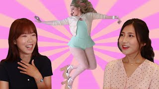 Korean Girls React to Meghan Trainor - All About That Bass