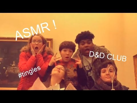 D&D CLUB ASMR thumbnail