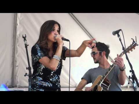 "Jana Kramer ""One Of The Boys"" WMZQ Fest 6/3/12"