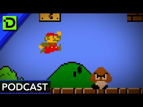 Will Games Ever Be Revered Like Classic Literature? - DP Podcast: Ep. 76 (ft. Games As Literature)