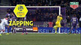 Zapping de la 17ème journée - 2ème partie - Ligue 1 Conforama / 2018-19