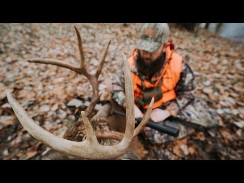 Whitetail Hunting In Camp With Will Primos