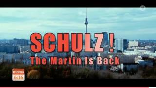 Schulz! The Martin is back