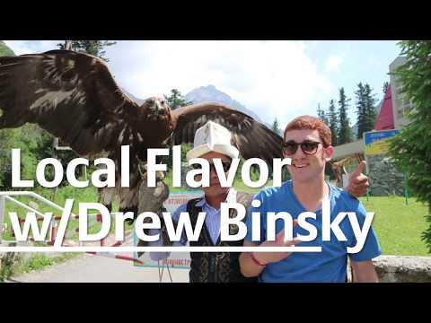 Local Flavor w/ Drew Binsky (Kyrgyzstan)