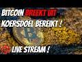 Live stream: Bitcoin Breekt Uit KoersDoel Bereikt !  Koersupdate  DoopieCash