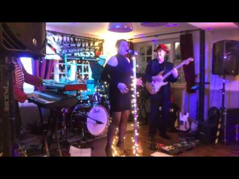 Soulville Express live at The Orchard Inn, Highbridge