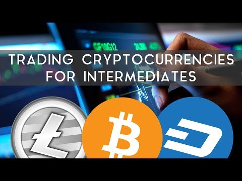 Trading Cryptocurrencies for Intermediates